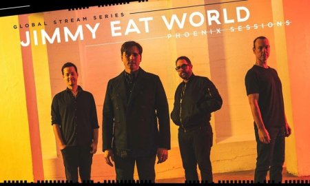 How to watch Jimmy Eat World 'Phoenix Sessions' live: Stream the virtual concert from anywhere