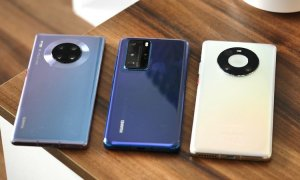 Huawei's Mate and P-series are on the chopping block after Trump ban