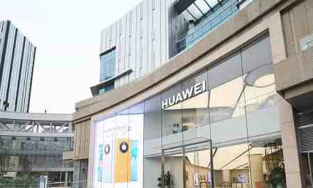 Huawei's largest flagship store outside China will be in Saudi Arabia -