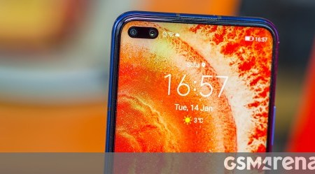 More Honor V40 specs surface, a 3D ToF camera to be on the front
