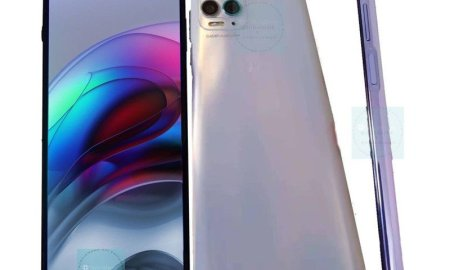Motorola's upcoming Galaxy S20 FE rival leaks in first real-life images