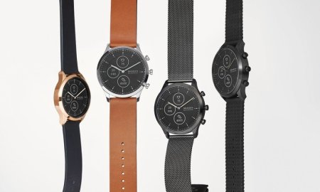 New Skagen hybrid smartwatch has a two-week battery life and costs $195