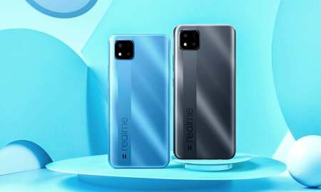 Realme C20 goes official with Helio G35 and 5000mAh battery