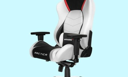 Take a load off with a new AKRacing Masters Series gaming chair for as little as $300 today only