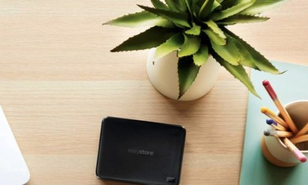 The WD Easystore 1TB drive gives you portable access to your data for just $45