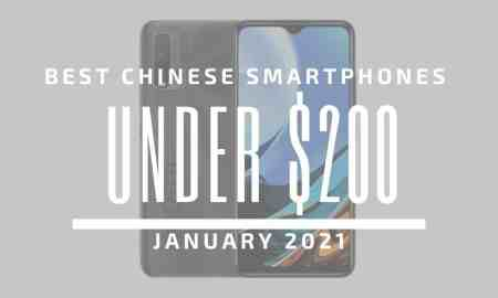 Best Chinese Phones for Under $200