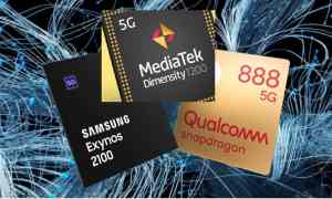 Top 6 processors for 2021 flagship 5G smartphones