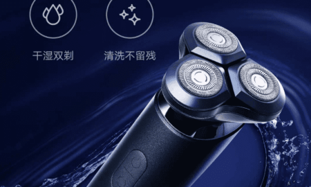 Xiaomi Mijia S700 electric shaver with ceramic blades launched for $77