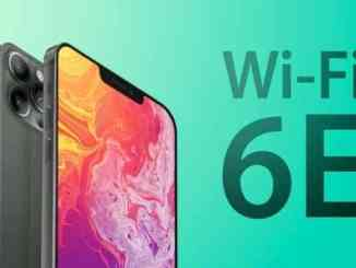 iPhone 12s/Pro series to support Wi-Fi 6E - extends to 6GHz frequency