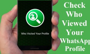 Is It Possible To Know Who Checked Your WhatsApp Profile Photo?
