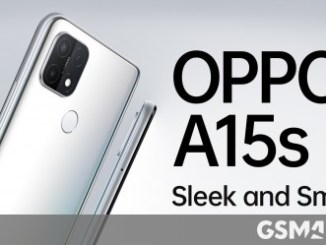 Oppo A15s gets a new storage variant