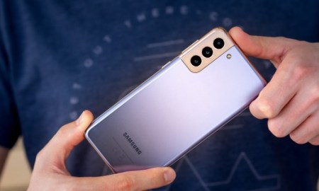 Samsung Galaxy S21+ 5G review