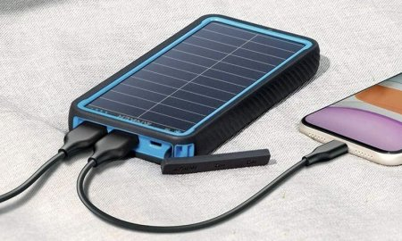 Save up to 40% on Anker charging cables, solar chargers, and more today only