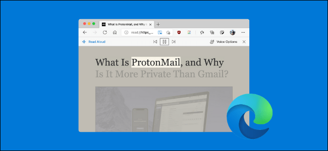 How to Have Microsoft Edge Read You Articles Aloud