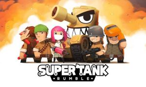 Super Tank Rumble Mod Apk 4.6.4 Unlimited Money And Gem 2021