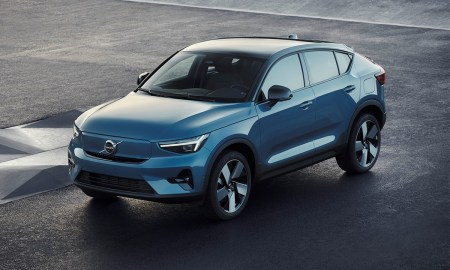 Volvo Introduces the All-Electric C40 Recharge