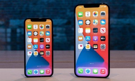 Smaller Notch Design For the Apple iPhone 13 Surfaces