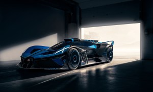Bugatti Builds One-Off Bolide Hypercar in Real Life