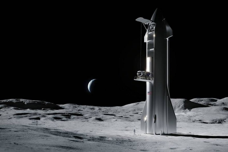 NASA and SpaceX's $2.9 Billion USD Contract Suspended Following Protests From Jeff Bezos' Blue Origin