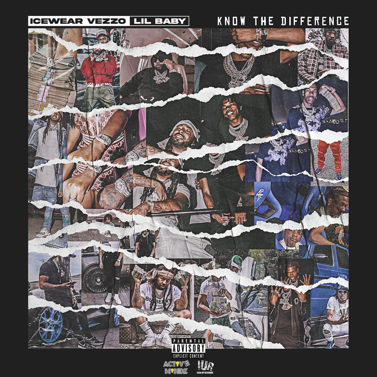 Icewear Vezzo Feat. Lil Baby - Know The Difference mp3 download