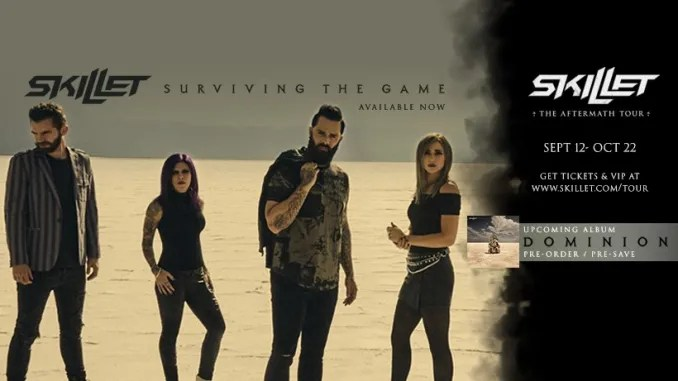 Skillet – Surviving the Game
