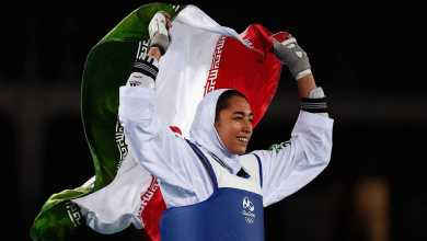Photo of Iranian female Olympian defects, calls out regime's 'hypocrisy' as she exits country permanently