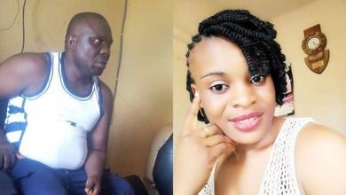 Photo of OMG! Man Allegedly Stabs His Pregnant Wife To Death Two Months After Their Wedding