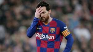 This Is Lionel Messi's Salary In A Month Converted To Naira.  The 33 year old, who currently plays as a forward for Barcelona, also plays professionally for his country's