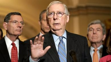 Photo of #McConnell: Senate will not leave town without passing economic package