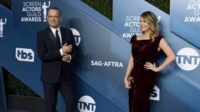 Photo of Tom Hanks and Rita Wilson Are Released From the Hospital