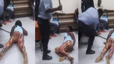 Photo of Pastor Flogs lady 48 Strokes of cane For Her To Get Husband