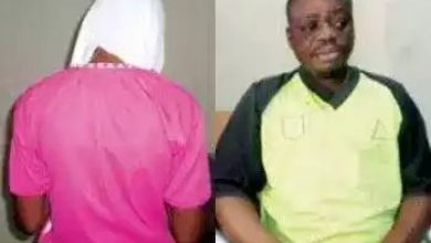 Photo of Police Arrests Man For Defiling His 15-Year Old Daughter