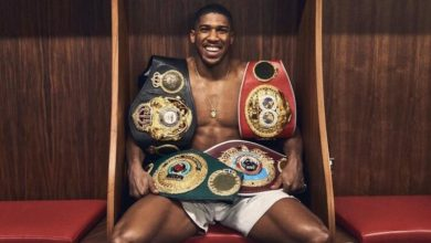 Photo of See pictures of Anthony Joshua's mansion, cars and his family