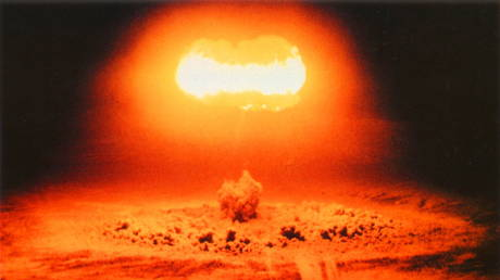 """The Trump administration is considering whether to carry out a """"rapid"""" nuclear test – its first since 1992 – which could be a useful bargaining chip in dealing with Russia and China"""