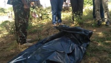 Photo of A Woman's Dead Body Found Dumped On Riverbank