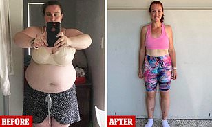 Photo of Woman Reveals Secret of Her Rapid Weight Lost (-27kg)