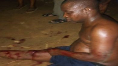 Photo of Drunk Police Officer kills Inspector in Lagos