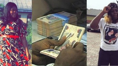 Photo of See The Lady Who Dump men who can't give her 100k monthly