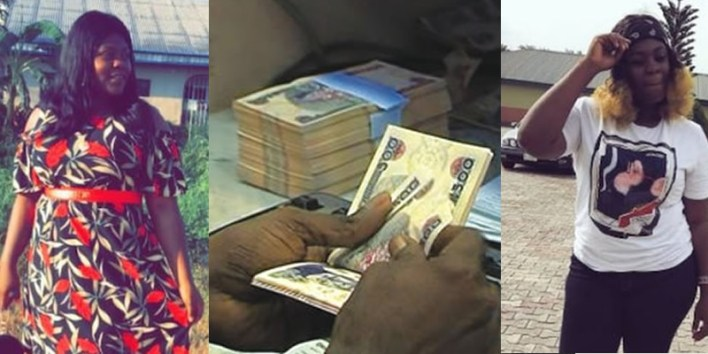 See The Lady Who Dump men who can't give her 100k monthly, According to the tweep, a boyfriend who does not give his woman N100k