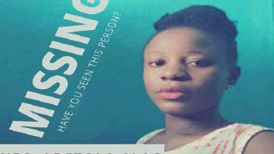 Photo of A Nurse Is missing in Lagos