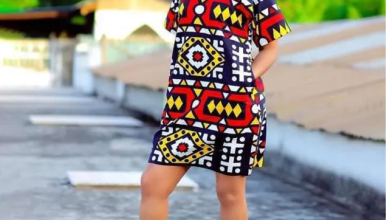 Photo of LATEST ANKARA STYLES:AMAZING ANKARA WEARS YOU CAN ROCK WITH SNEAKERS