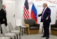 Photo of Trump says Russia will 'get things done' if back in the G7