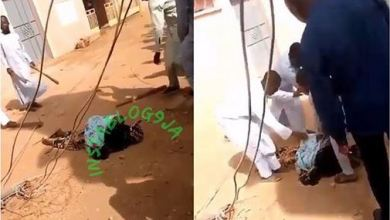 Photo of High Tension Cable Kills Lady And Her Child In Katsina (Photo)
