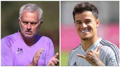 Photo of Jose Mourinho, has made his final decision not to sign Philippe Coutinho from Barcelona