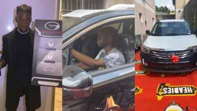 Photo of BREAKING: Rema Finally Picks Up Headies 'Next Rated' SUV Prize