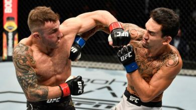 Photo of Alexander Volkanovski Stunned Max Holloway With A Decision Victory At UFC 251