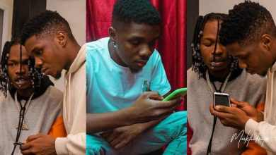 """Photo of Naira Marley Signs New Artiste """"Emo Grae"""" To His Record Label"""