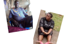 Photo of Pastor Impregnated His Biological Daughter, An NYSC Graduate Three Times, Arrested Along With Nurse