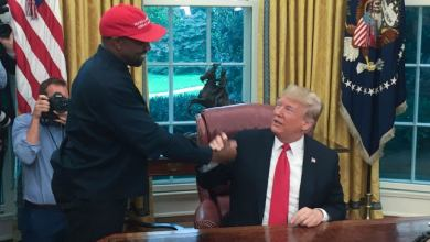Photo of Trump on Kanye West's presidential run: 'He is always going to be for us'