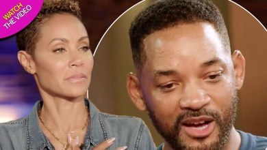 Photo of Will Smith rages over Jada affair in private messages to 50 Cent
